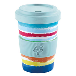 Arthur Price Bamboo Range Travel Cup Mug 16oz 550ml - Fiesta