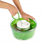 Zyliss Easy Spin 2 Salad Spinner Green Large