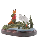 Beatrix Potter - Fox and Stork 2019 Members Only Figure