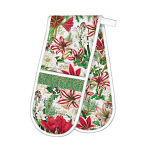 Michel Design Works - Merry Christmas Double Oven Gloves