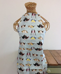 Alex Clark Beautiful Birds Apron