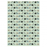 Alex Clark Splendid Sheep Tea Towel