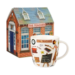 At Your Leisure - The Teacher Mug in Giftbox