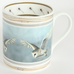 Robert Fuller - Barn Owl Bone China Mug