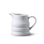 W M Bartleet & Sons Churn Jug Mini 0.24 Pint White