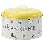 Bee Happy -  Cake Tin