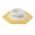 Bee Happy -  Egg Cup