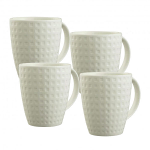 Belleek Living Grafton Mugs - Set of 4