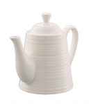 Belleek Living Ripple Beverage Pot