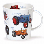 Dunoon Cairngorm Shape Mug - Classic Collection - Tractors - Boxed