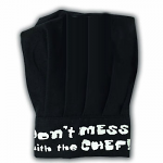 Cooksmart Adult Chef Hat - Dont Mess with the Chef