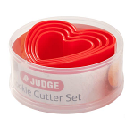 Judge Heart Shaped Cookie Cutters