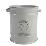 T&G Pride of Place Large Cooking Tools Jar in Cool Grey