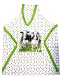 Alex Clark Curious Cows Apron