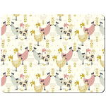 Denby Hens Placemats Set of 6