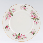 Duchess China - Fuchsia Luncheon Plate 24cm