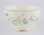 Duchess China Harebell - Open Sugar (Tea) Large Size