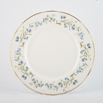 Duchess China Harebell - Plate Luncheon 24cm