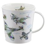 Dunoon Cairngorm Shape Mug - Classic Collection - Planes - Boxed