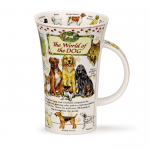 Dunoon Glencoe Shape Mug - World of the Dog - Boxed