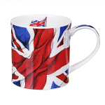 Dunoon Union Flag Orkney Shape 0.35L Boxed
