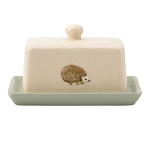Edale - Butter Dish - Hedgehog