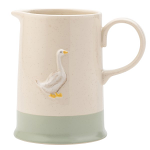 The English Tableware Company - Edale - Large Jug - Goose