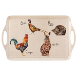 Edale - Large Tray - Animal Design