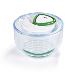 Zyliss Easy Spin Salad Spinner - Small White