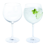 Dartington Wine & Bar Copa Gin & Tonic Pair of Glasses