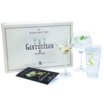 Dartington Gintuition Three Glass Gin Set Gift Boxed
