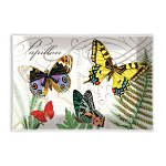 Michel Design Works - Papillon Butterfly Rectangular Glass Soap Dish