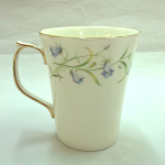 Duchess China Harebell - Mug Beaker