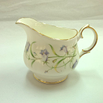 Duchess China Harebell - Cream Jug (Tea) Large Size