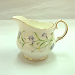 Duchess China Harebell - Cream Jug (Coffee) Small Size