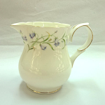 Duchess China Harebell - Milk Jug