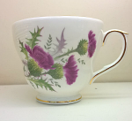 Duchess China Highland Beauty Thistle Large Breakfast Cup