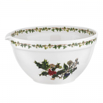 Portmeirion Holly & Ivy Mixing Bowl 23cm 9in