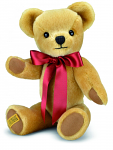 Merrythought London Gold 16 inch Teddy Bear - Musical