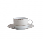 Fairmont & Main Jolie Teacup & Saucer