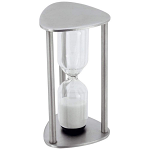 Judge Traditional Stainless Steel Egg Timer 3 Minutes