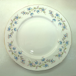 Duchess China Tranquility - Plate - Luncheon 24cm