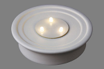 LED Base for use with the Light-Glow Candle Holder