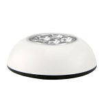 LED Base for use with the Light-Glow Candle Holder Easy Press Control LED Light