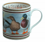 Robert Fuller - Mallard Bone China Mug
