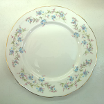 Duchess China Tranquility - Plate - Salad 21cm