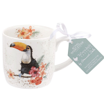 Royal Worcester Wrendale Designs - Mug - Toucan of my Affection