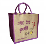 Jute Shopping Bag - Nans are Great