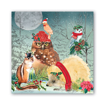 Michel Design Works - Napkins - Luncheon - Christmas Party