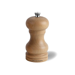 Cole & Mason - Precision Beech Capstan A4 Salt Mill 120mm